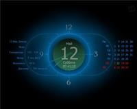 Gerz Clock Screensaver v2.4