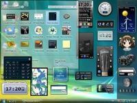 200 гаджетов для Windows 7 (2010)