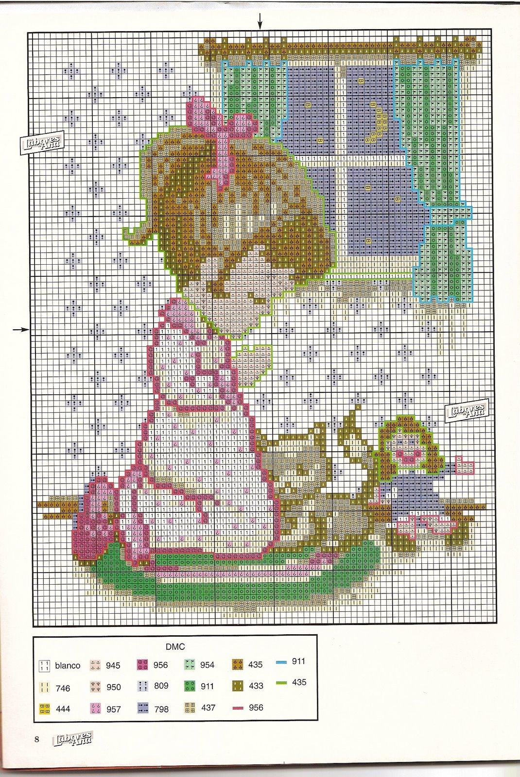 Схема молитвы для вышивки - rostgirls.ru.