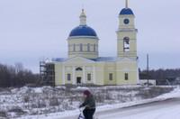 Храм село Солнцево