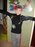 Костюмы паука своими руками 8
