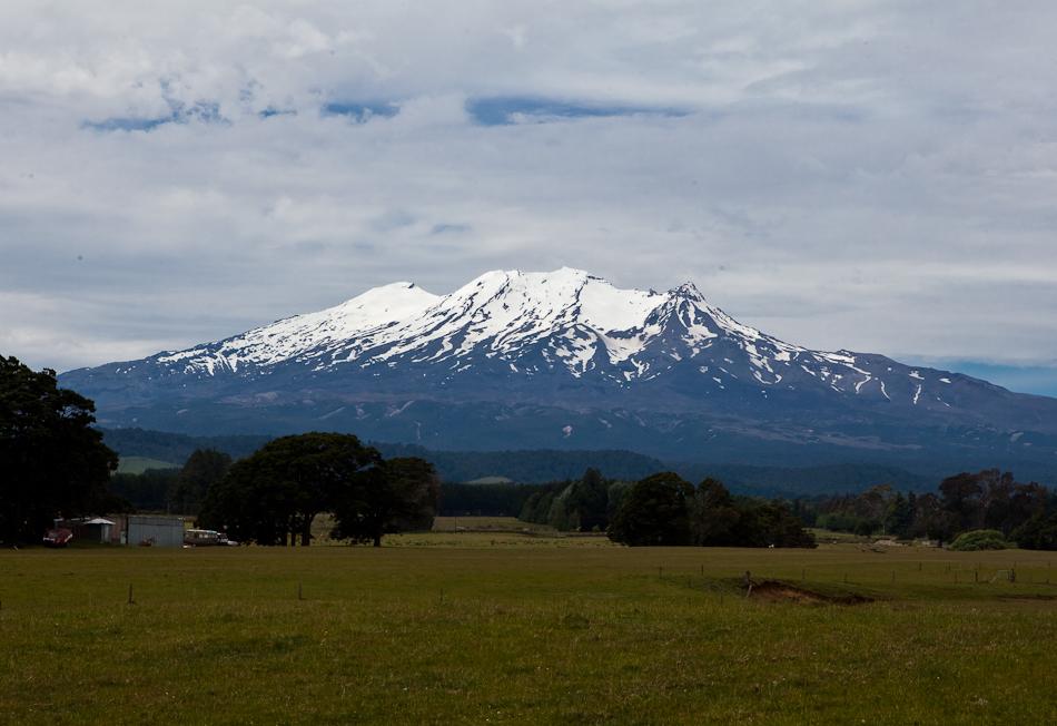Южный остров Новой Зеландии