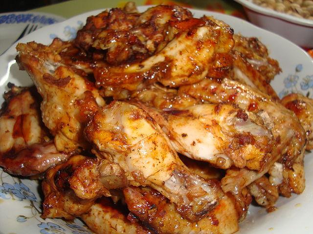 крылышки куриные рецепт в духовке видео рецепт