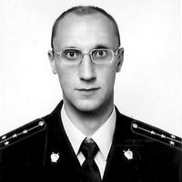 Прокурор Чаплыгинского района Липецкой области Дмитрий Горшков