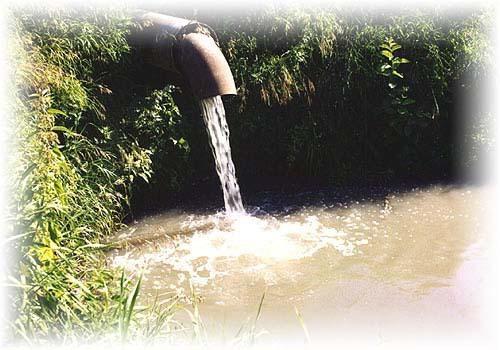 Остановить загрязнение озер и рек