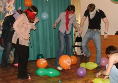 Конкурсы для вечеринок взрослых