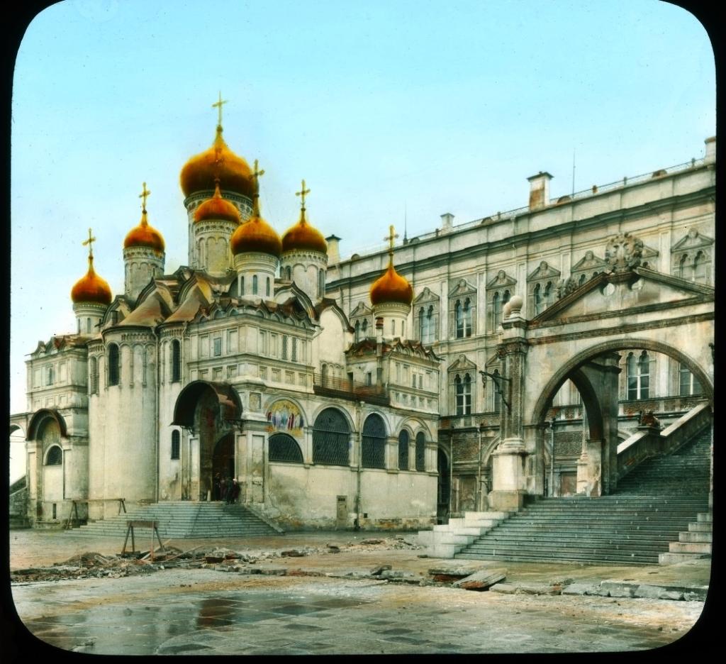 Фото Москвы, Кремль, 1931 год