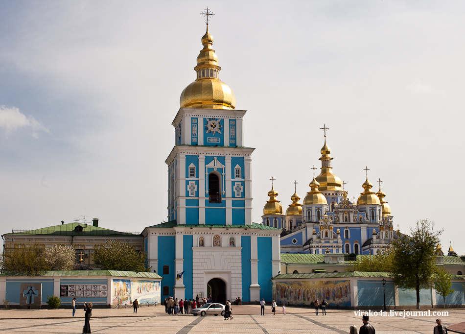 Михайловский Златоверхний собор