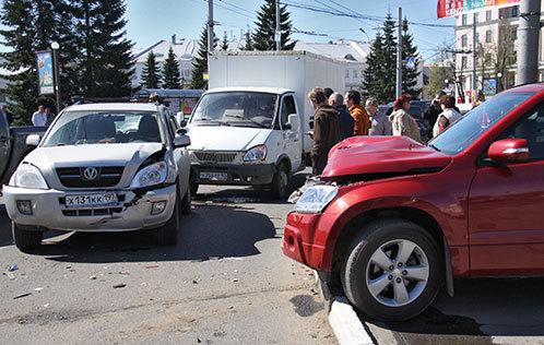 Авария на Волковской. Что твориться с транспортом в Ярославле?