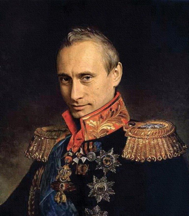 Владимир Путин - Эпоха Возрождения