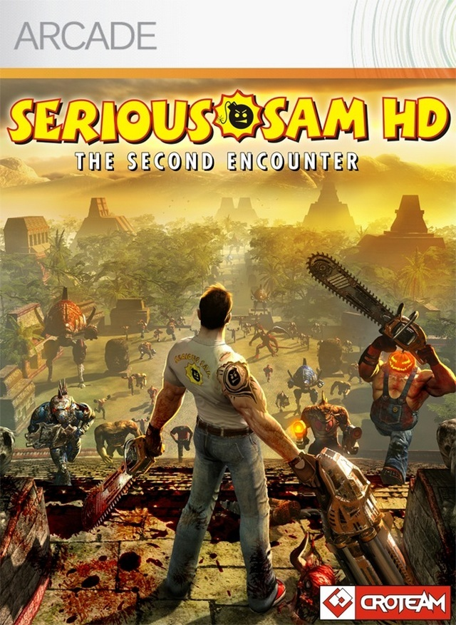 [ARCADE] Serious Sam HD: The Second Encounter [NO PROFILE] [Region Free/ENG]