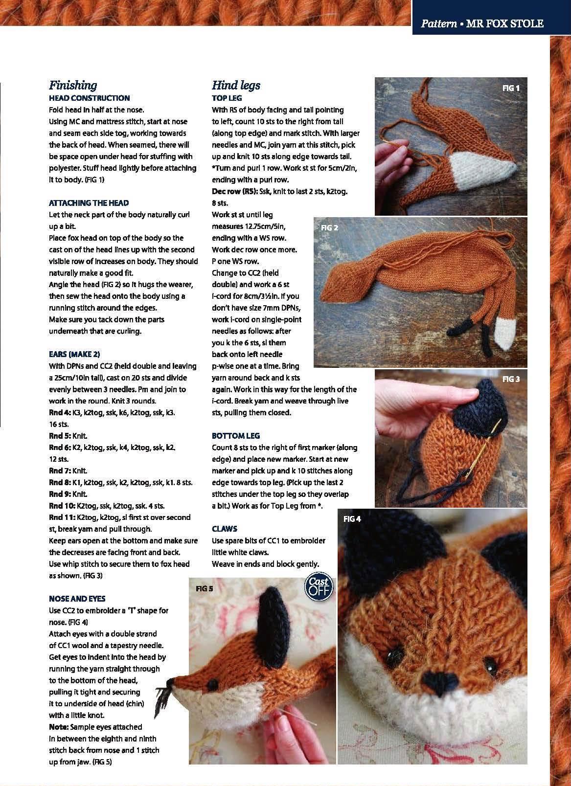 Вязание животных схемы и описание 63