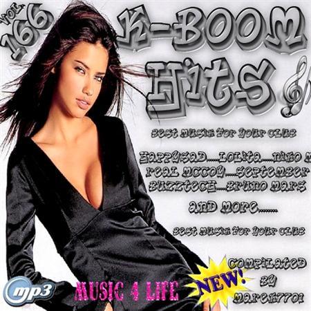 K-Boom Hits Vol.166 (2011)