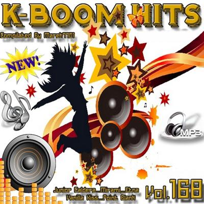 K-Boom Hits Vol.168 (2011)