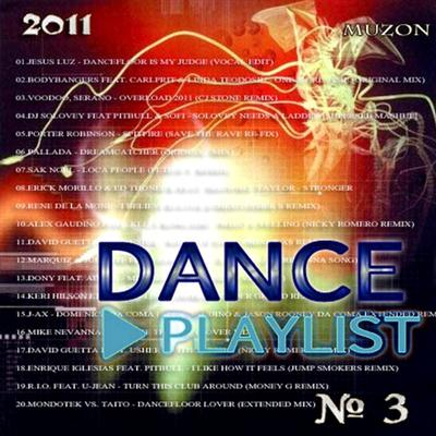 Dance Playlist 3 (2011)