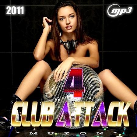 Club Attack vol. 4 (2011)