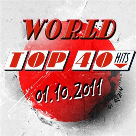 World Top 40 Singles Charts (01.10.2011)