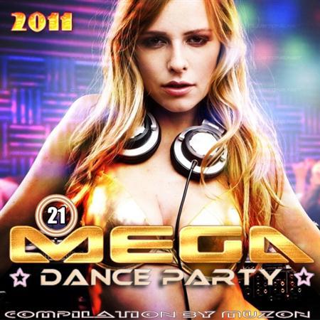 Mega Dance Party 21 NEW