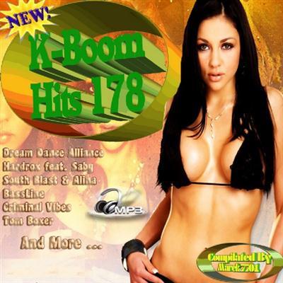 K-Boom Hits Vol.178 (2011)