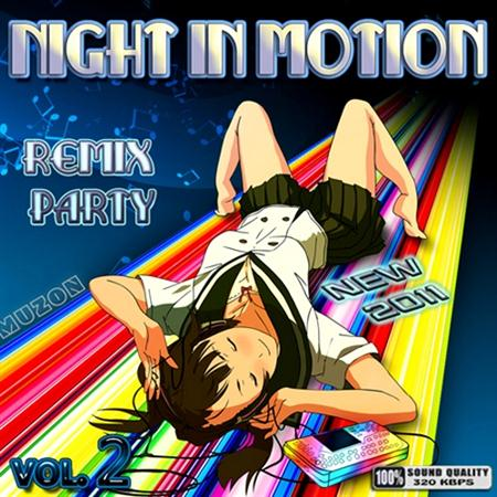 Night in Motion. Remix Party 2 (2011)