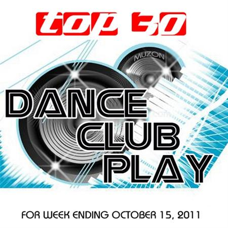 Top 30 Dance Club Play (15.10.2011)