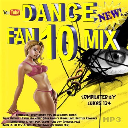 Dance Fan Mix Vol 10 (2011)