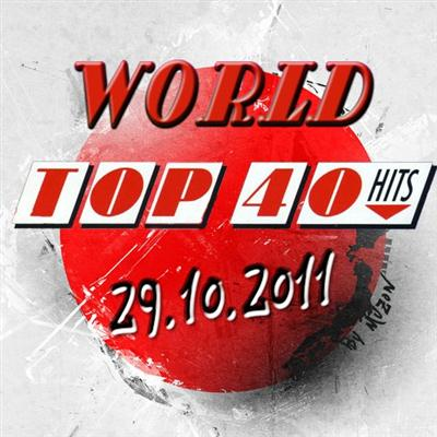 World Top 40 Singles Charts (29.10.2011)