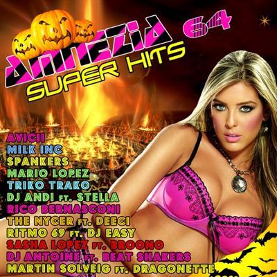 Amnezia Super Hits 64 (2011)