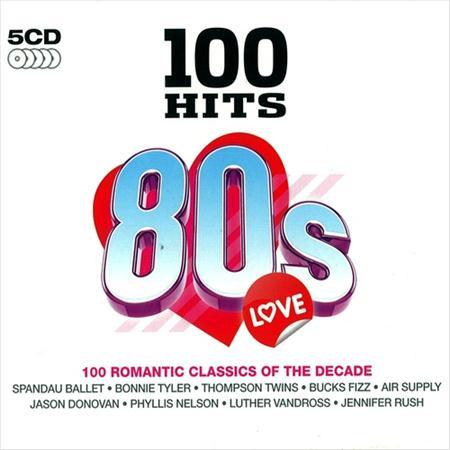 100 Hits 80s Love (2009)