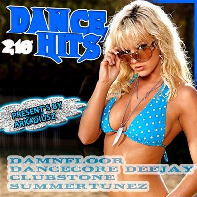 Dance Hits Vol 210 (2011)
