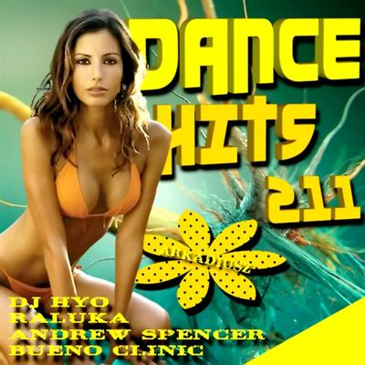 Dance Hits Vol 211 (2011)