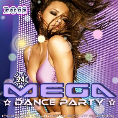Mega Dance Party 24 (2011)