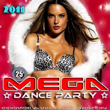 Mega Dance Party 25 (2011)