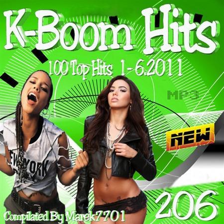 K-Boom Hits 206 Top Hits 1-6 (2011)