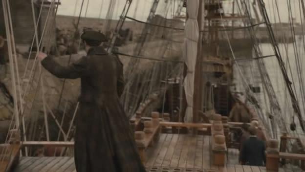 Остров сокровищ. Часть 1 / Treasure Island (2012) HDTVRip