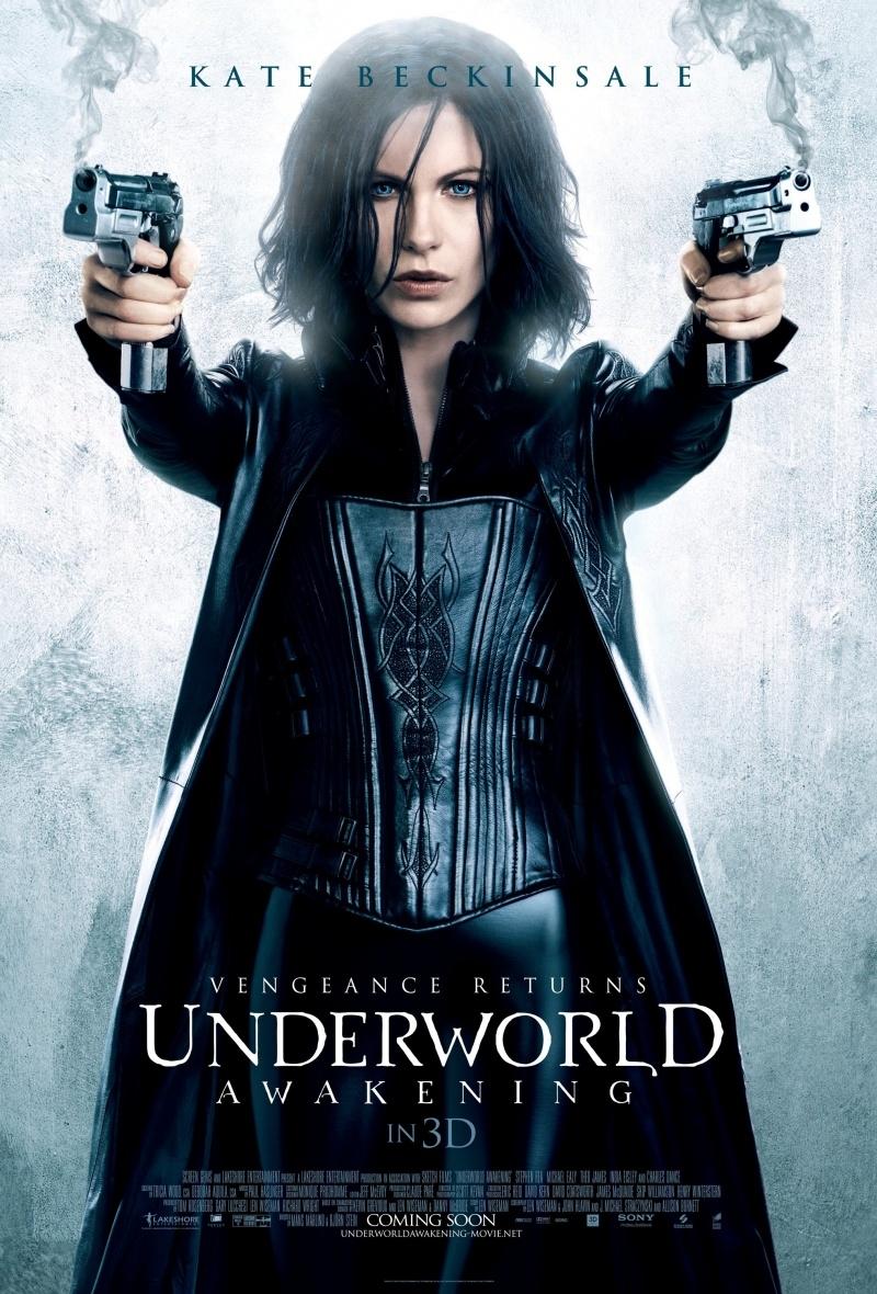 Другой мир 4: Пробуждение / Underworld: Awakening (2012) DVDRip