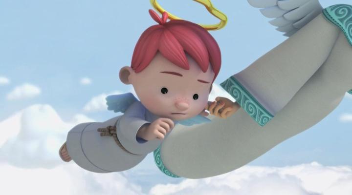 Самый маленький ангел (2011) HDRip