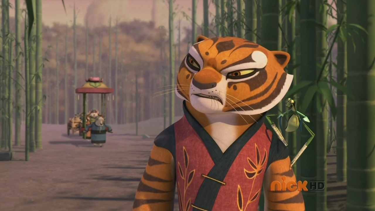 Кунг-фу Панда: Удивительные легенды 1-10 серии (2012) HDTVRip-720