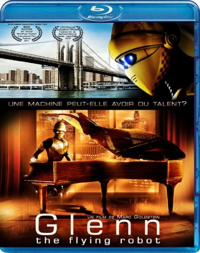 Гленн 3948 / Glenn the Flying Robot (2010) HDRip