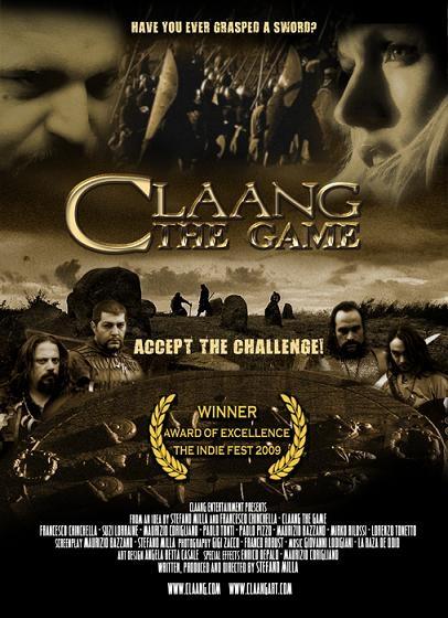 Клаанг: война гладиаторов / Gladiator Games (2010) SATRip