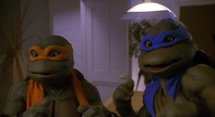 Черепашки-ниндзя 2: Тайна изумрудного зелья / TMNT II: The Secret of the Ooze (1991) HDRip